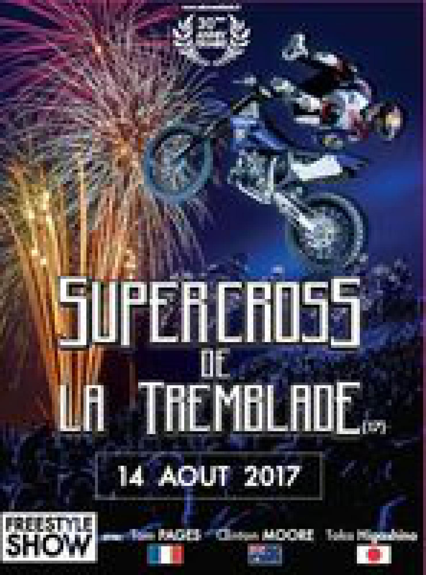 Supercross de La Tremblade