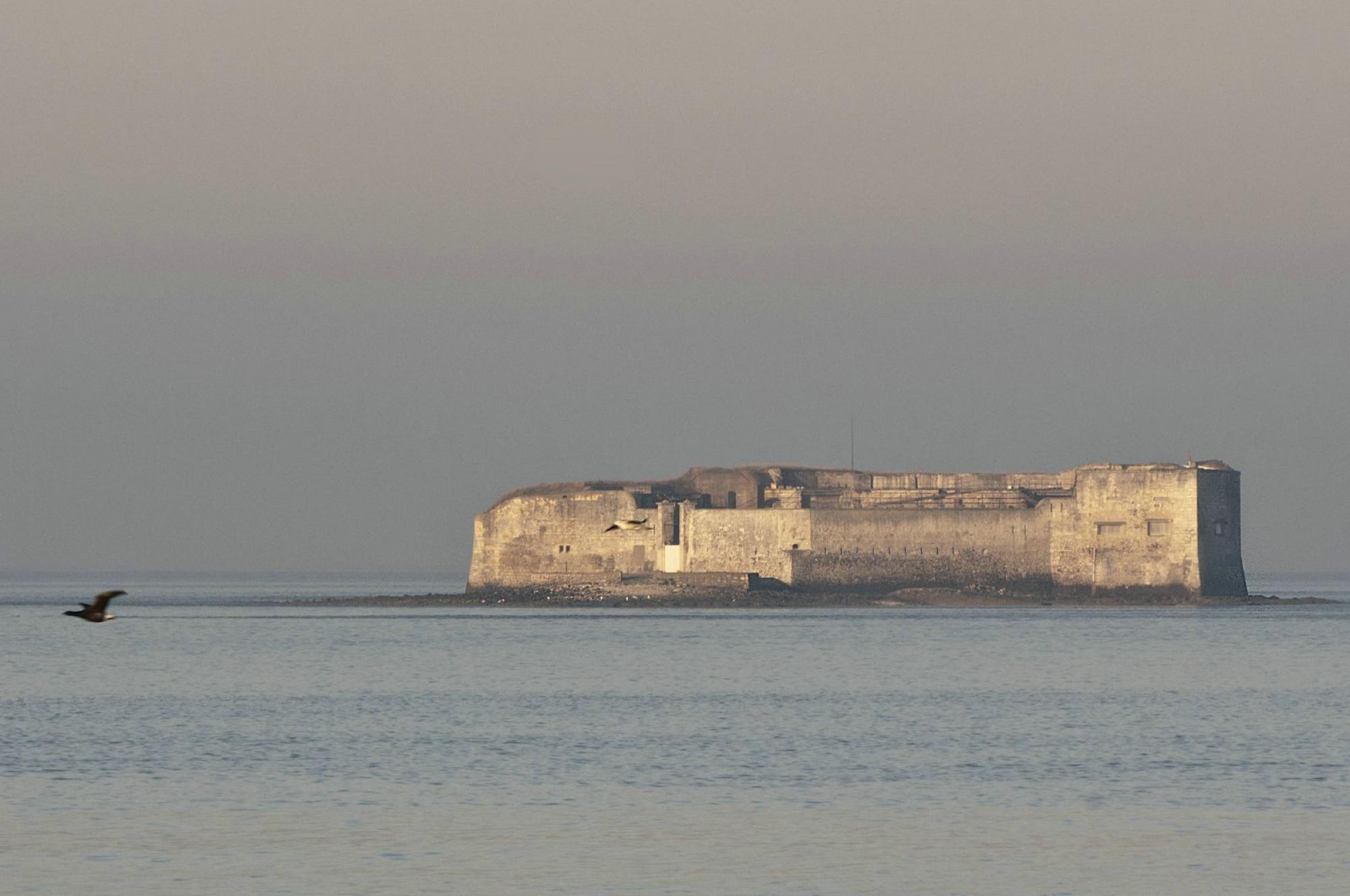 Guided tour of Fort Enet in Fouras-les-Bains